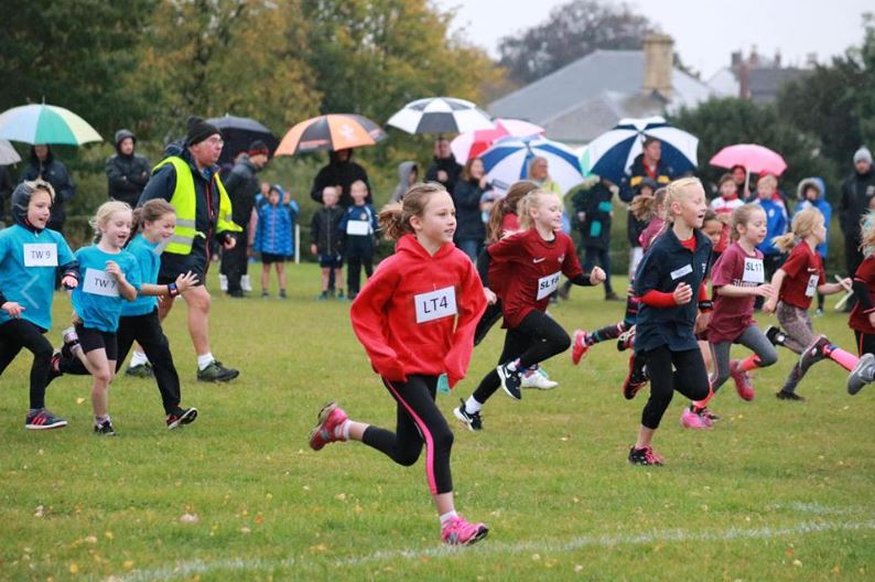 Dursley and Wootton Primary School Cross Country League
