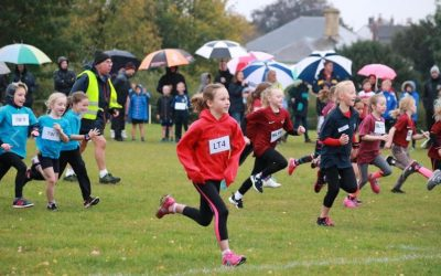 Dursley and Wotton Primary School Cross Country League